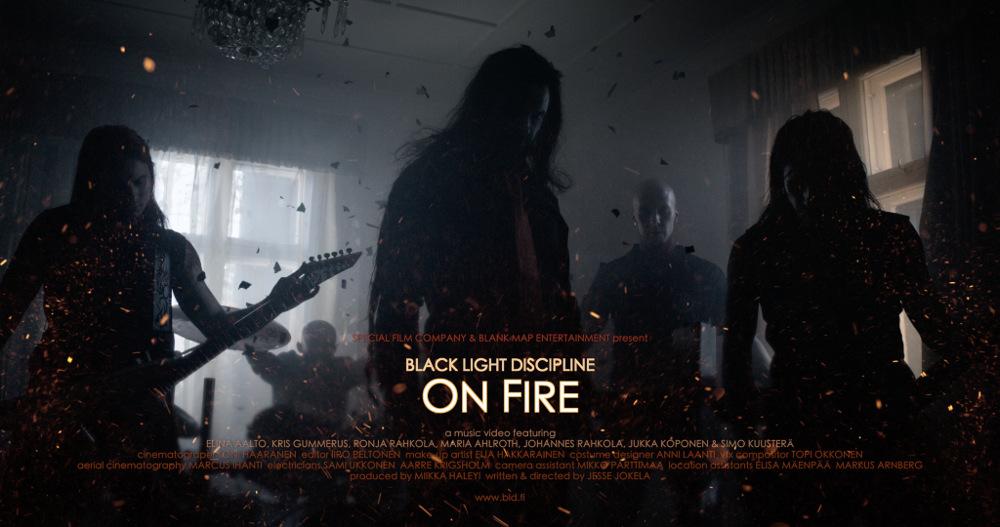 Black Light Discipline Cineastisch