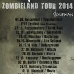Stoneman auf Tournee mit Megaherz