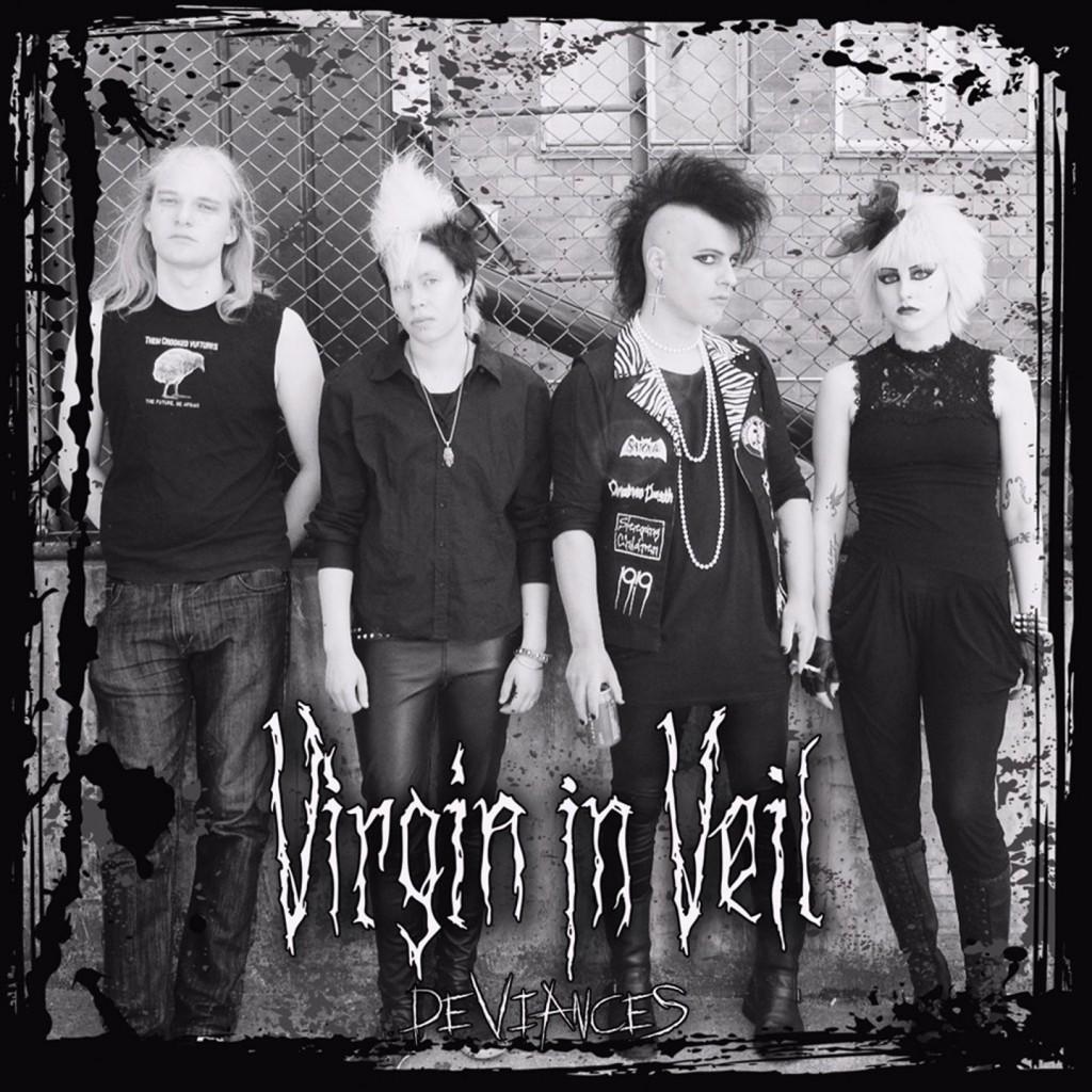 Virgin in Veil mit neuem Clip